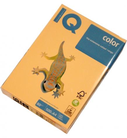 Бумага Color IQ Trend A4 80 г/м2, 500 л Gold (бежевый) GO22