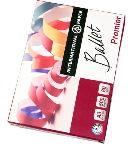 Бумага BALLET PREMIER А3 80г/м2, 500л