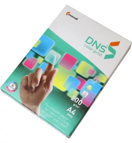 Бумага DNS Color Print А4 200 г/м2 144200