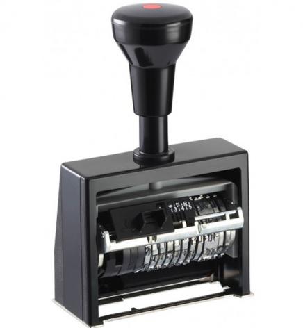 Автоматический нумератор-датер 6-ти разрядный пластиковый корпус REINER ND6К/6
