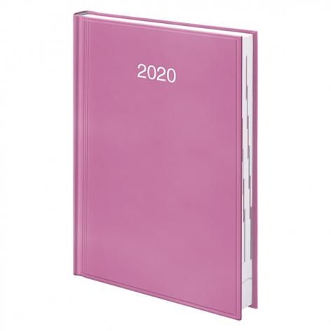 Ежедневник датированный BRUNNEN 2020 Стандарт Miradur, розовый 73-795 60 22