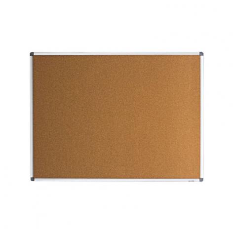 Доска пробковая, 45 x 60 см, алюминиевая рамка, Buromax BM.0016