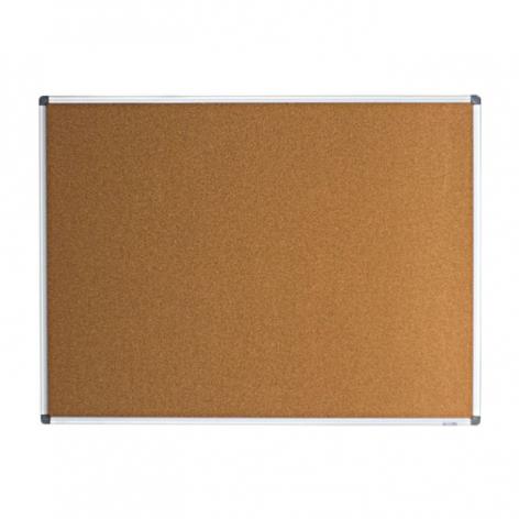 Доска пробковая, 60 x 90 см, алюминиевая рамка, Buromax BM.0017
