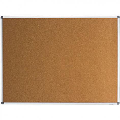 Доска пробковая, 90 x 120 см, алюминиевая рамка, Buromax BM.0018