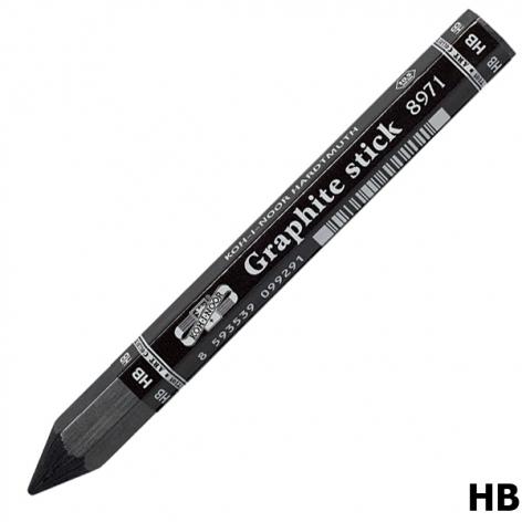 Бездревесный графитный карандаш Koh-i-noor 8971.HB