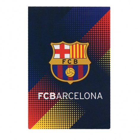 Блокнот на 48 листов, формат 70 х 105 мм клеевой FC Barcelona Kite BC17-224