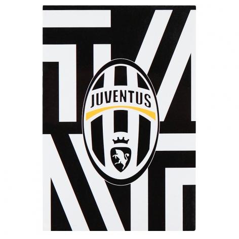 Блокнот на 48 листов, формат 70 х 105 мм клеевой FC Juventus Kite JV17-224
