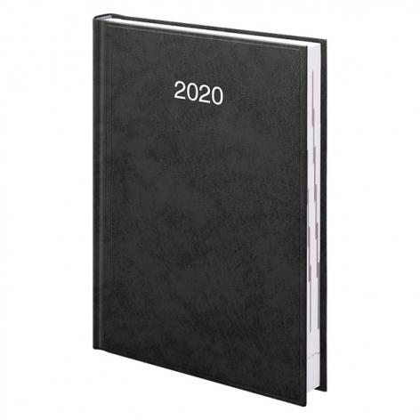 Ежедневник датированный BRUNNEN 2020 Стандарт Miradur, серый, артикул 73-795 60 80 код 42989