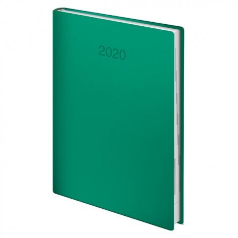 Ежедневник датированный BRUNNEN 2020 Стандарт Flex зеленый 73-795 70 50