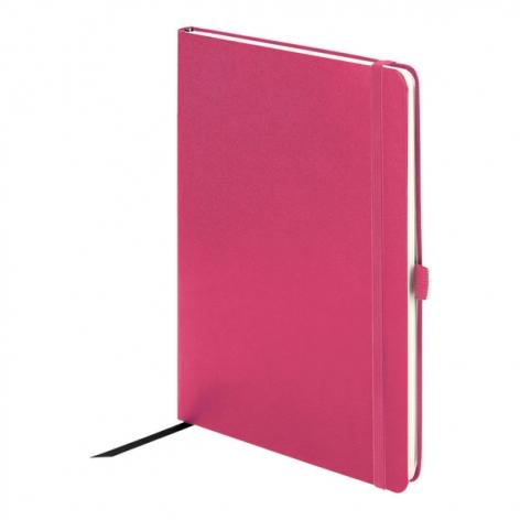 Еженедельник датированный BRUNNEN 2020 Euro Компаньон Strong розовый, А5, артикул 10-791 66 26 код 43211