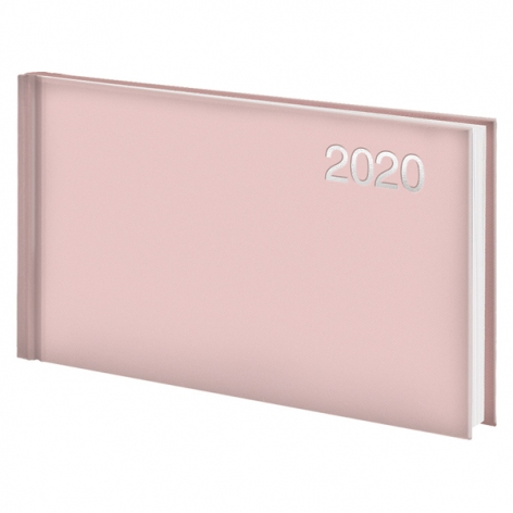 Еженедельник карманный датированный BRUNNEN 2020 Miradur Trend пудровый, артикул 73-755 64 45 код 43041