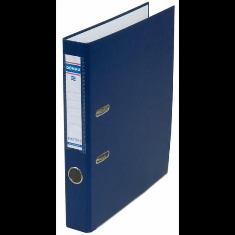 Папка-регистратор Master А4 5 см, односторонний, Donau 3950001M-18 темно-синий