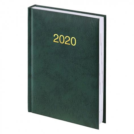 Ежедневник карманный датированный BRUNNEN 2020 Miradur, зеленый 73-736 60 50