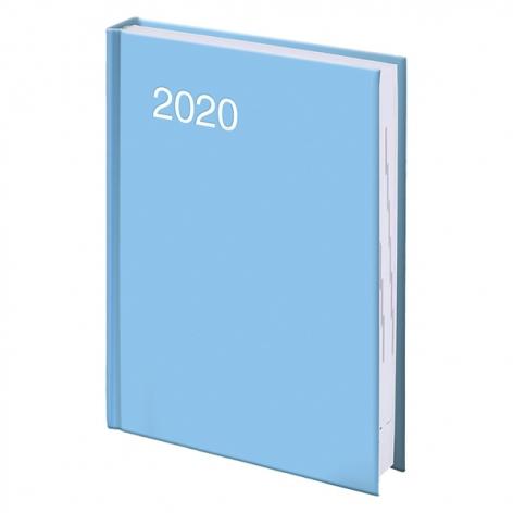 Ежедневник карманный датированный BRUNNEN 2020 Miradur trend голубой, артикул 73-736 64 33 код 43008
