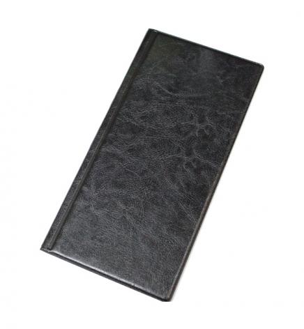 Визитница на 96 визиток (120 мм x 245 мм) Buromax BM.3521-01 черный