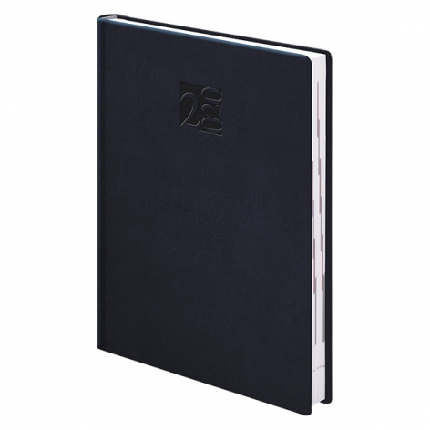 Ежедневник датированный BRUNNEN 2020 Стандарт Patrician синий 73-795 39 30