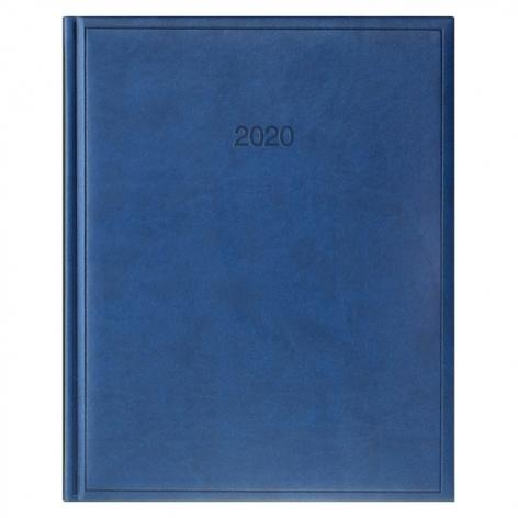 Еженедельник датированный BRUNNEN 2020 Бюро Torino, синий, артикул 73-761 38 30 код 43036