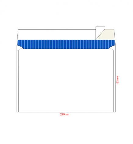 Конверт С5 тангер (0+1)  СКЛ