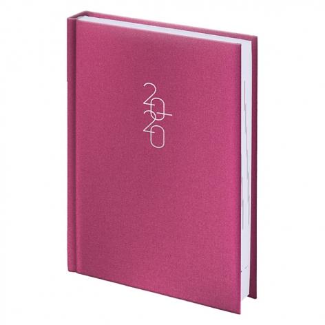 Ежедневник карманный датированный BRUNNEN 2020 Glam розовый 73-736 30 22