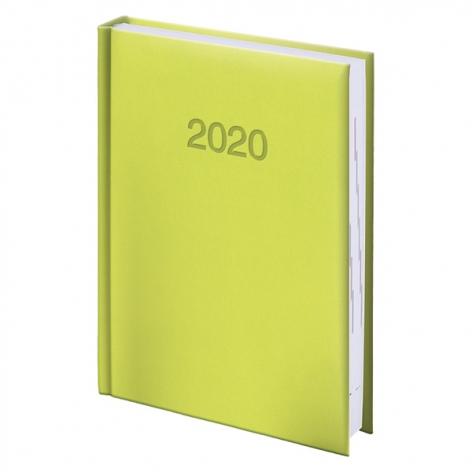 Ежедневник карманный датированный BRUNNEN 2020 Torino салатовый, артикул 73-736 38 44 код 43195