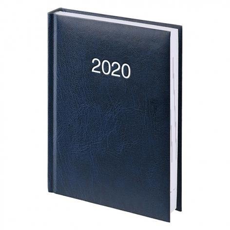 Ежедневник карманный датированный BRUNNEN 2020 Miradur, синий 73-736 60 30
