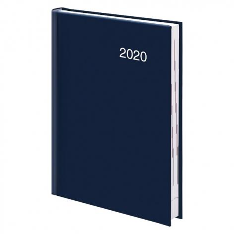 Ежедневник датированный BRUNNEN 2020 Стандарт Miradur Trend синий, артикул 73-795 64 30 код 42975