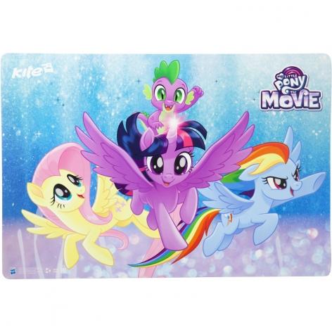 Подложка настольная для письма 42,5 x 29 см KITE Little Pony LP17-207