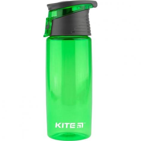 Бутылочка для воды на 550 мл. KITE k19-401-06 зеленая