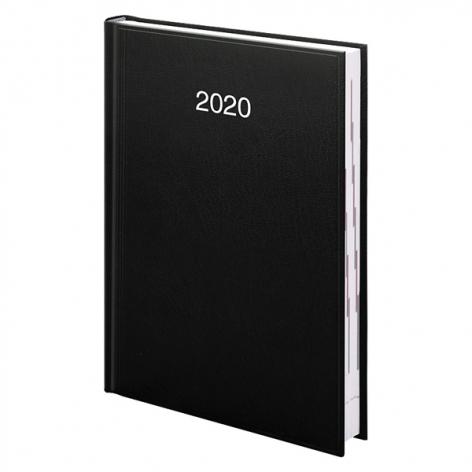 Ежедневник датированный BRUNNEN 2020 Стандарт Miradur, черный, артикул 73-795 60 90 код 42991
