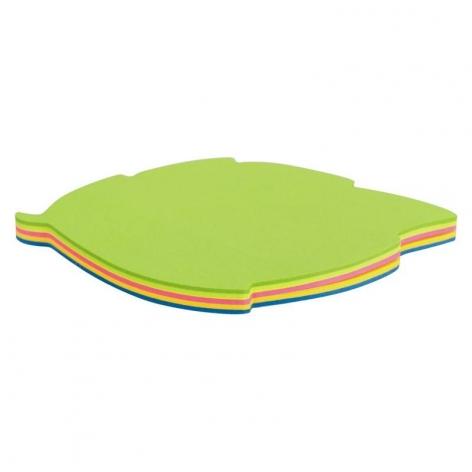 Блок бумаги с липким слоем, листок, 70 х 70 мм, 50 л, Axent   2443-02-A