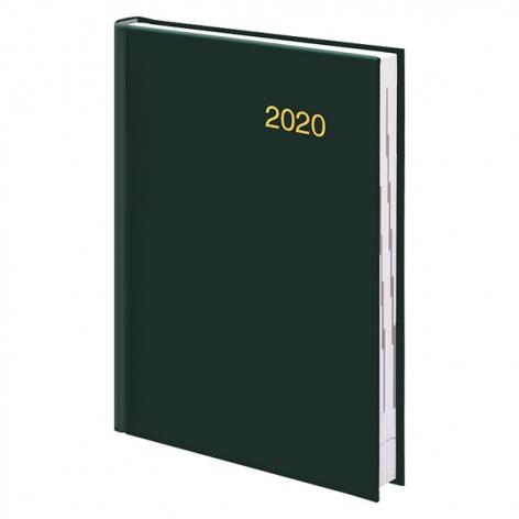 Ежедневник датированный BRUNNEN 2020 Стандарт Miradur Trend зеленый, артикул 73-795 64 50 код 42973
