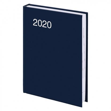 Ежедневник карманный датированный BRUNNEN 2020 Miradur trend синий, артикул 73-736 64 30 код 43011