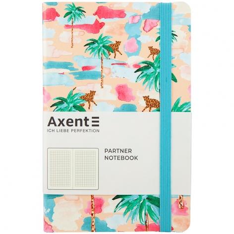 Записная книга Partner BBH Soft Palm 125*195 мм AXENT 8212-02-a