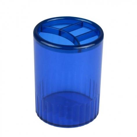 Стакан-подставка пластиковый на 4 отделения 90 x 70 мм Delta by Axent d4009-02
