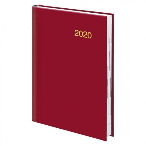 Ежедневник датированный BRUNNEN 2020 Стандарт Miradur Trend красный, артикул 73-795 64 20 код 42976