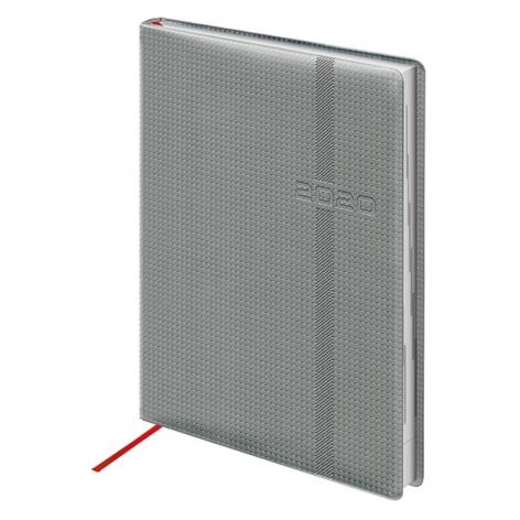 Ежедневник датированный BRUNNEN 2020 Стандарт Soft Carbon 73-795 31 92