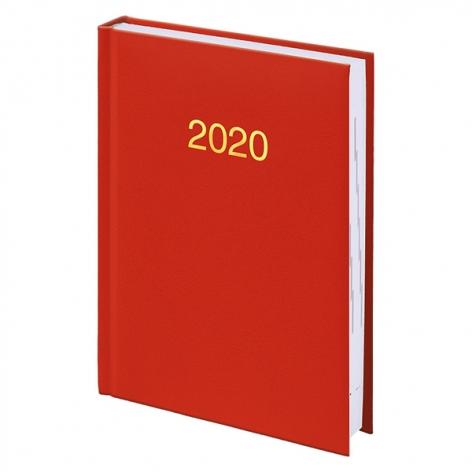 Ежедневник карманный датированный BRUNNEN 2020 Miradur, красный 73-736 60 20