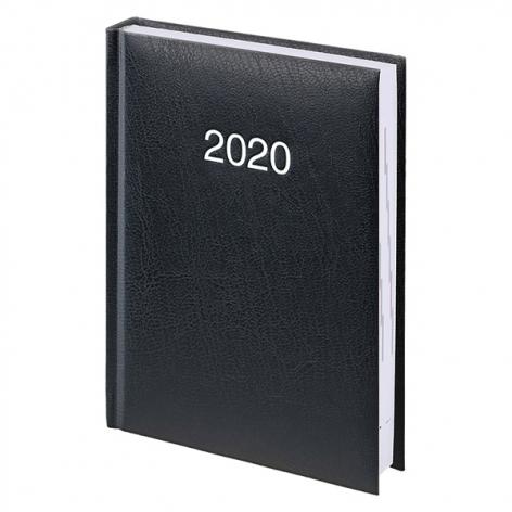 Ежедневник карманный датированный BRUNNEN 2020 Miradur, черный 73-736 60 90
