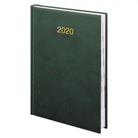Ежедневник датированный BRUNNEN 2020 Стандарт Miradur, зеленый 73-795 60 50
