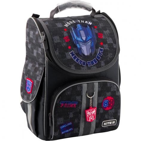 f14ee4b64e8d ✓ Рюкзак школьный каркасный Kite Education Transformers TF19-501S-2 ...