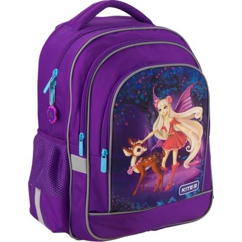 23b7fdb64c5c ✓ Рюкзак школьный Kite Education Wood Fairy K19-509S-1 — купить по ...