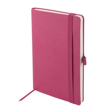 Еженедельник датированный  2020 Axent 8506-20-10-a Partner Flex, 125*195, розовый