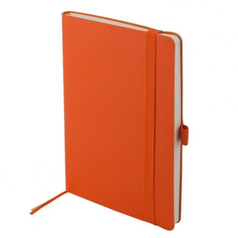 Еженедельник датированный  2020 Axent 8506-20-12-a Partner Flex, 125*195, оранжевый