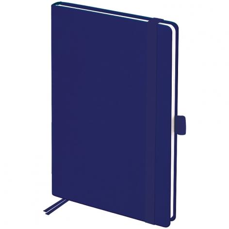 Еженедельник датированный BRUNNEN 2021 Смарт Strong, синий 73-791 60 301