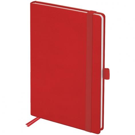 Еженедельник датированный BRUNNEN 2021 Смарт Strong, красный 73-791 60 201