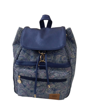 Рюкзак ZiBi Baggy BLUE PAISLEY ZB16.0672BP