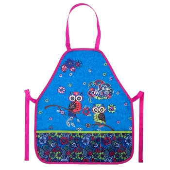 Фартук Kite Pretty owls K18-161-2 код 38319