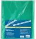 Файлы А4, зеленые, 40 мкм 100 шт./уп. Buromax BM.3810-04