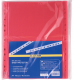 Файлы А4, красные, 40 мкм 100 шт./уп. Buromax BM.3810-05