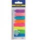 Закладки пластиковые NEON (8 х 25 л.) 45 х 12 мм и 42 х 12 мм Buromax BM.2307-98